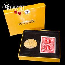 Super coin production - Production de pièces géantes - Tour de magie