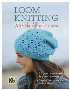 KB Loom Knitting Board All In One Hats Socks Afghan ...