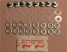 X Clamp Hardware Fix XBOX 360 RROD 3 Red Lights Repair Kit X-Clamp Xclamp Death