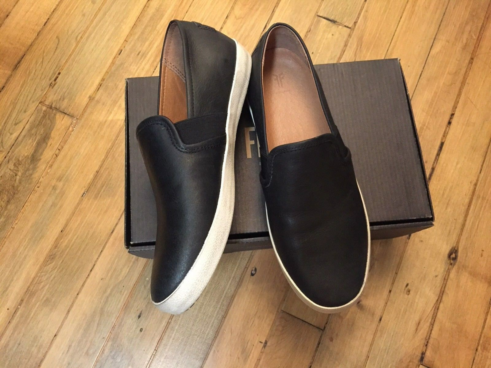 FRYE DYLAN SLIP ON 3479264 LEATHER Damenschuhe Schuhe LOAFERS 3479264 ON NEW SIZE 8 8e3107