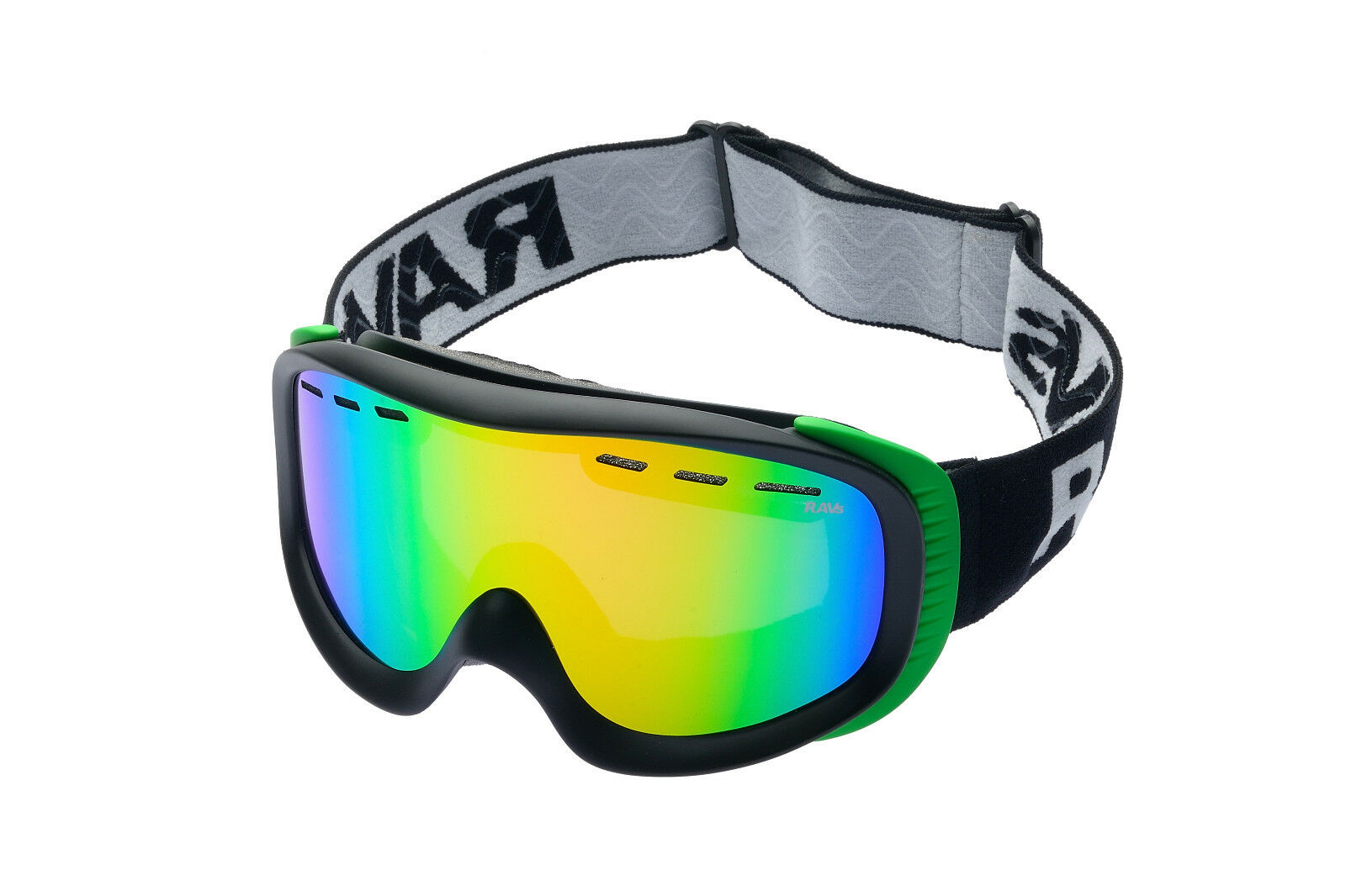 Ravs Ski Goggles Snowboard Alpine Predective - Contrast Enhanced