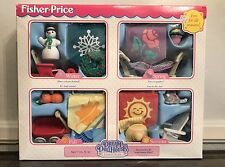 SEASONAL COLLECTION Fisher Price DREAM DOLLHOUSE Loving Family  # 74609