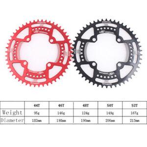 104BCD-44-52T-Round-Chainwheel-Narrow-Wide-MTB-Road-Bike-Chainring-BMX-Sprocket