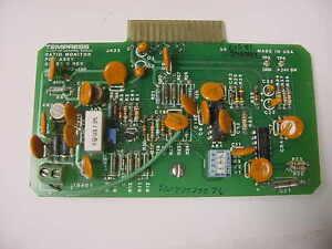 TEMPRESS RATIO MONITOR PCB ASSY 92533 D REV 01
