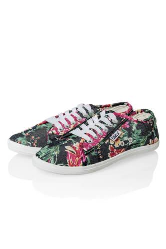 Only sneaker Femmes Mocassin pantoufles Chaussures Basses top d/'été chaussures Color Mix/%