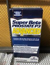 New Vitality Super Beta Prostate P3 Advanced 60 Caplets