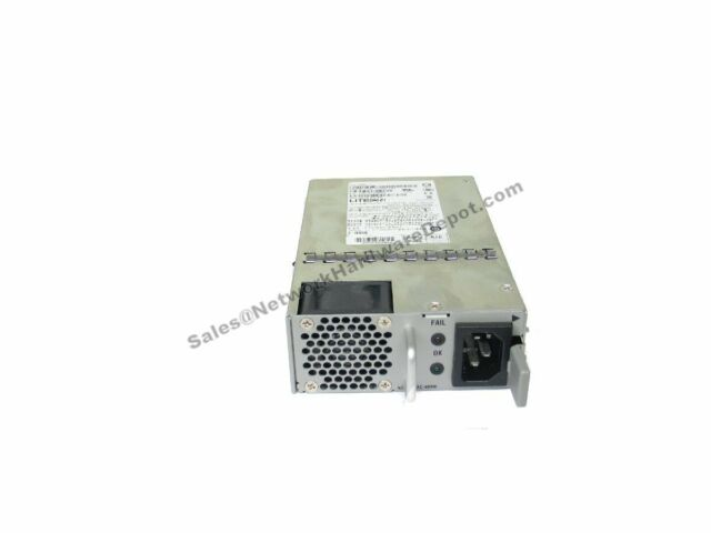 Cisco N2200-PAC-400W AC Power Supply for N3K-C3064PQ-10GX TQ 10GT switches Test