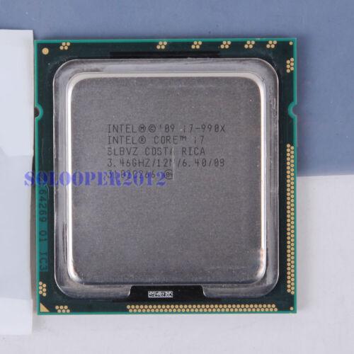 Intel Core i7-950 i7-960 i7-970 i7-975 i7-980X i7-990X LGA 1366 CPU Processor