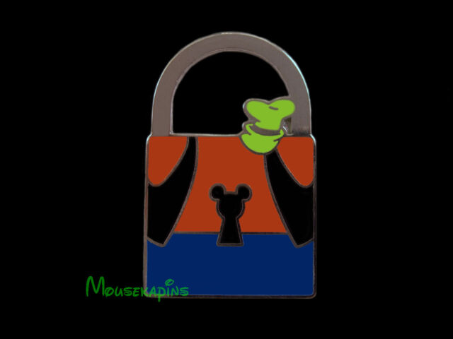 MINNIE MOUSE Padlock Disney Limited Release PWP Pin
