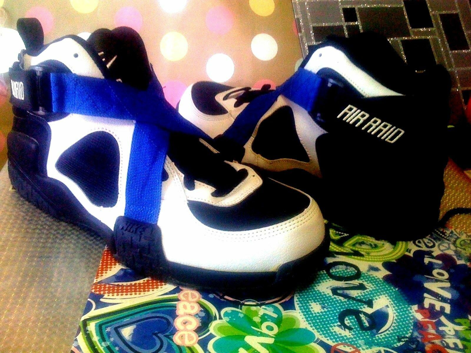 e976a3eb01df Nike Air Raid 13 11.5 OG ROYAL ROYAL ROYAL Max 1 90 95 97 duke 270 ...