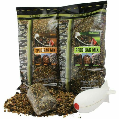 Fishmehl 2kg DYNAMITE BAITS Partikel Spod /& Bag Mix
