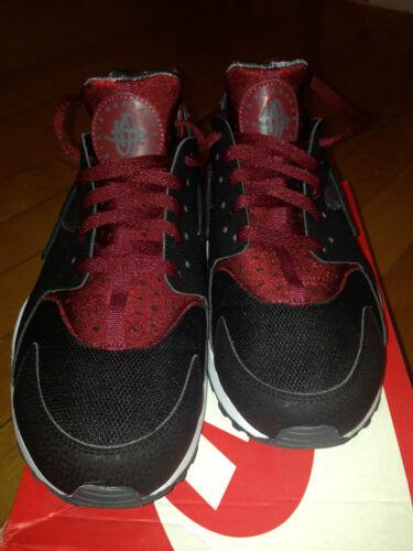 Exclusive Jd Size Rare Sport Huarache Nike 10 5 Burgundy Air Very SqxgwntX8