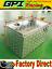 "30/""x18/""x18/"" Silver Aluminum Pickup Truck Bed Camper Tool Box Tote Storage GPI"
