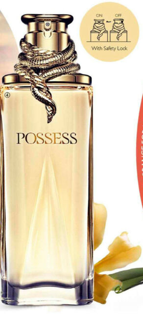 Oriflame Possess Eau De Parfum 50ml For Sale Online Ebay