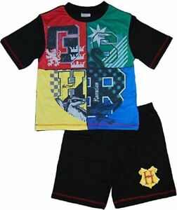 Harry Potter Short Summer Pyjamas. Ages 5-6 Years. Brand New