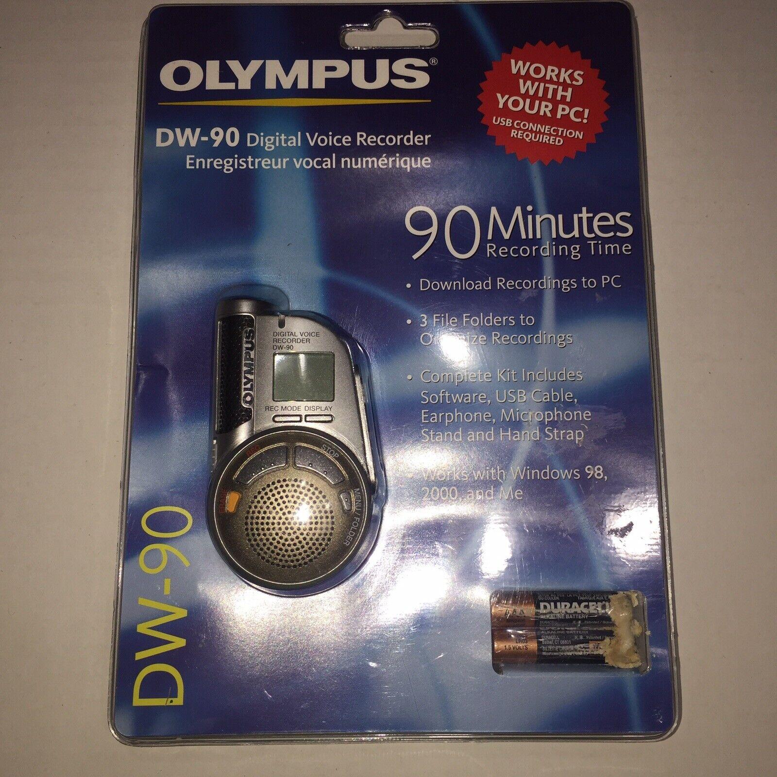 OLYMPUS DIGITAL VOICE RECORDER DW-90 WINDOWS VISTA DRIVER DOWNLOAD