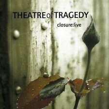 THEATRE OF TRAGEDY - Closure:Live - Digibook-CD - 205293