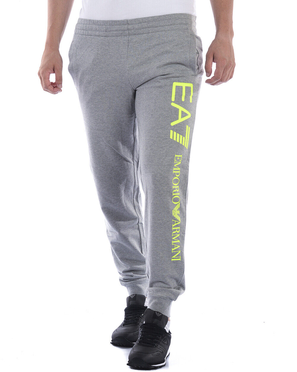 Emporio Armani Ea7 Tracksuit Cotton Man grau 8NPPC1PJ05Z 3902 Sz. S PUT OFFER
