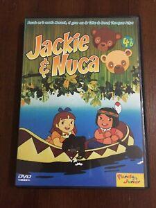 EL-BOSQUE-DE-TALLAC-JACKIE-Y-NUCA-VOLUMEN-4-1-DVD-PAL-2-4-EPISODIOS-100-MIN