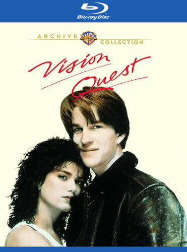 Vision Quest (Crazy for You) BLU-RAY NEW
