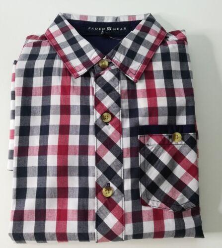 Boys Long Sleeve Shirts