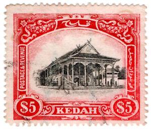 I-B-Malaya-States-Revenue-Kedah-Duty-5