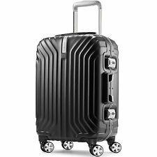 "Samsonite Tru-Frame Hard Shell Carry-On Matte Graphite 20"" Spinner Suitcase"
