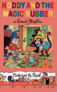Very-Good-Noddy-Classic-Library-9-Noddy-and-the-Magic-Rubber-Hardcover-B