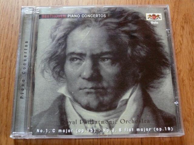 CD Beethoven Pianokonzert Nr.1 op.15, Nr.2 op.19 - Royal Philharmonic - (7)