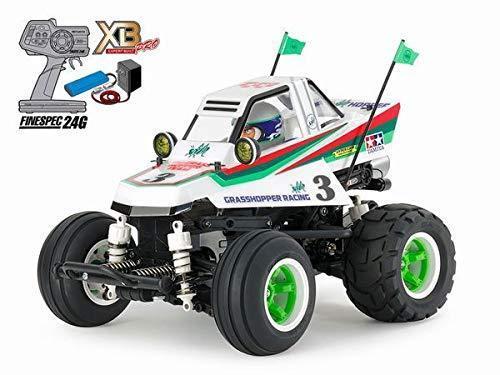 Tamiya 1 10 XB No.208 Comical Grass Hopper WR-02CB RC Drive Set 57908 EMS
