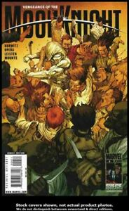 Vengeance of the Moon Knight #10 VF//NM