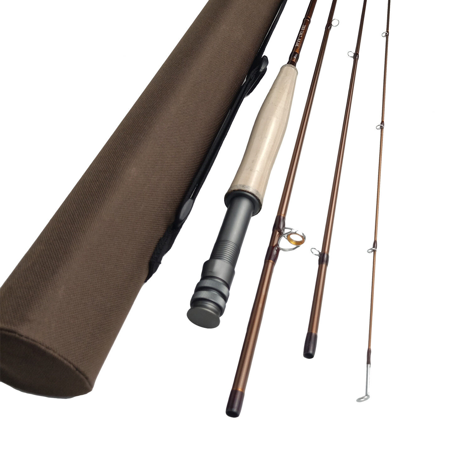 Special Sale Aventik 8'6'' LW3, 9'0'' LW5 Medium Fast Action Freshwater Fly Rods