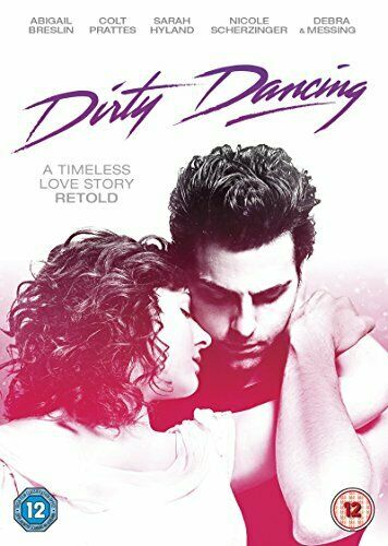 Dirty Dancing [DVD] [2017] [DVD][Region 2]