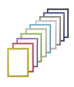 Bali Colour Range Wood Picture Frame Photo Frame Red Blue Green with REAL GLASS