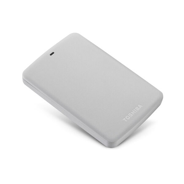 "Toshiba Canvio Basics USB 3.0 5Gb/s 1000GB 1TB 2.5"" External Hard Drives - White"