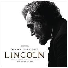 Lincoln [Original Motion Picture Score] by John Williams (Film Composer) (CD,...