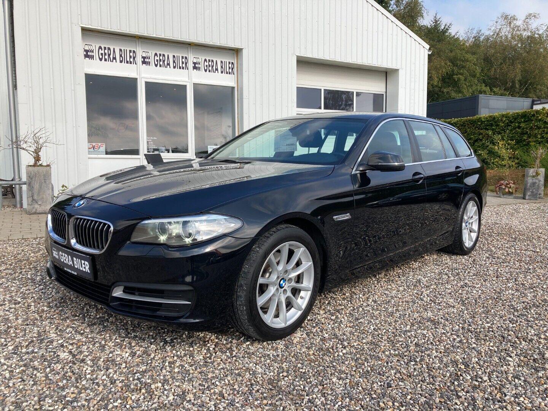 BMW 520d 2,0 Touring aut. 5d - 249.900 kr.