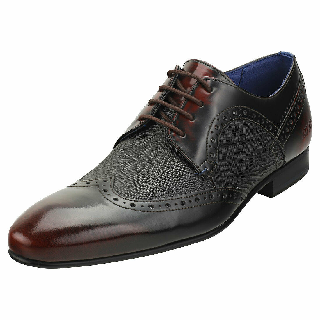 authorized site ever popular later Ted Baker Prycce - Grey Leather Mens Shoes 11 UK for sale | eBay