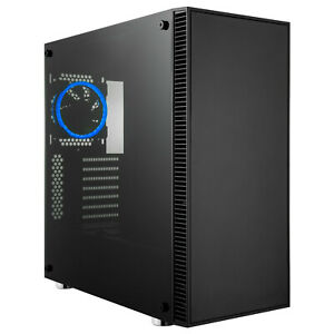 Rosewill-ATX-Mid-Tower-Gaming-Computer-Case-with-Fans-EATX-240mm-AIO-Support