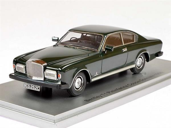 1 43 KESS MODEL Bentley T1 Pininfarina Coupe Speciale 1968 KE43043000