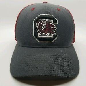 "South Carolina Gamecocks /""2Tone Trucker Adjustable Cap/"" by Zephyr NCAA Hats"