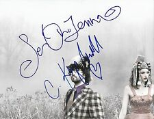 The Ghost of a Saber Tooth Tiger Sean Lennon Signed Autographed 8x10 photo