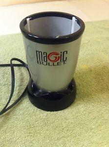 Magic bullet mb1001 blender replacement base motor free for Magic bullet motor watt