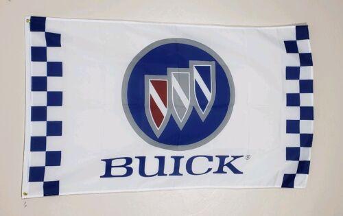 Buick Banner 3x5 Ft Flag Garage Shop Wall Advertising Decor Racing Regal Car