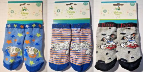 Disney 101 Dalmatiner Baby Socken Strümpfe Gr 0-6 Monate 6-12 Monate