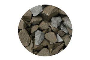 (0,25€/1kg) Naturstein - Splitt 16-32 mm pflegeleicht frostsicher 850Kg Big Bag