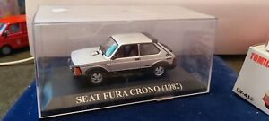 IXO-1-43-SEAT-FURA-CRONO-1982-NEUF-EN-BOITE