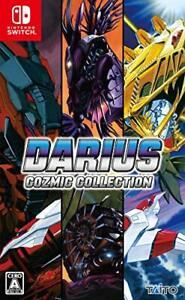 New-Nintendo-Switch-DARIUS-COZMIC-COLLECTION-From-Japan-with-Tracking