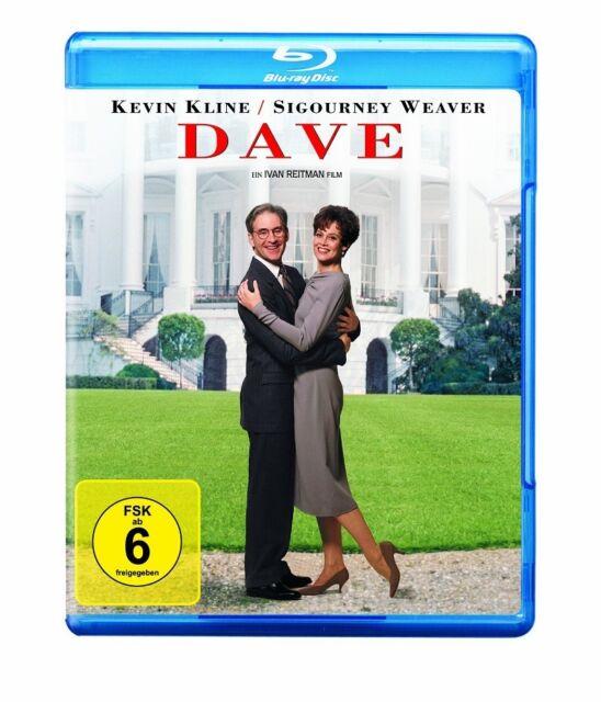 Blu-ray * Dave * NEU OVP * Sigourney Weaver, Ben Kingsley
