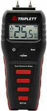 Triplett Ms150 Pinpinless Non Invasive Moisture Meter For Wood And Building